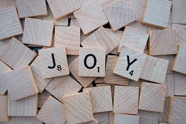 Joy – Fruit of the Spirit