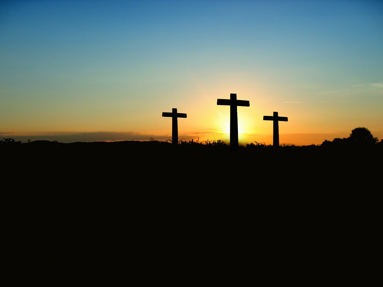 Jesus died on the cross. What does that mean for you?