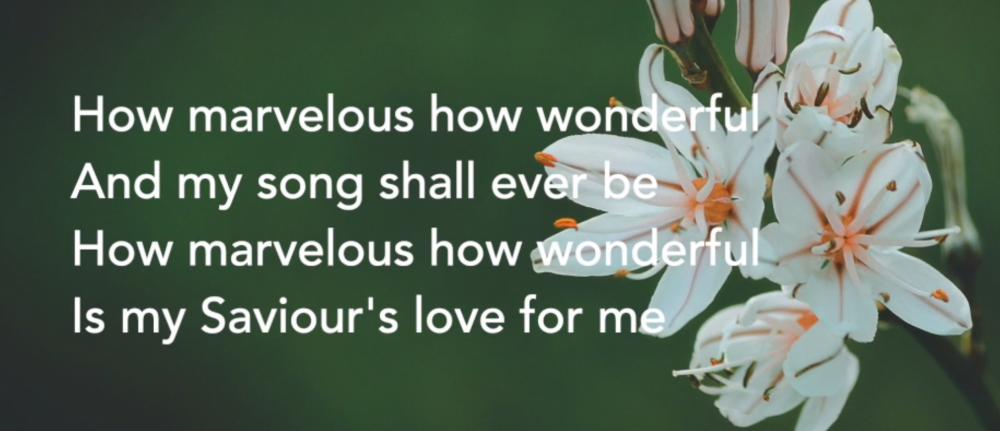 Hymns Online – I stand amazed